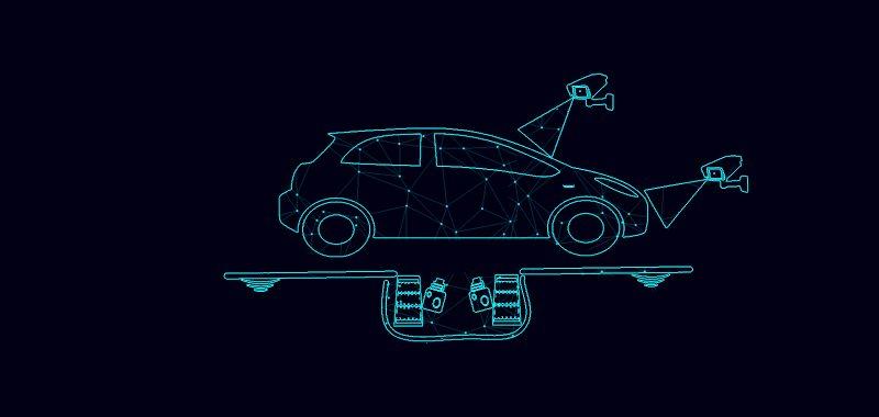 araç altı görüntüleme